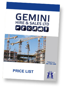 Plant Hire and Sales London